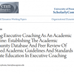 executive coaching Canberra