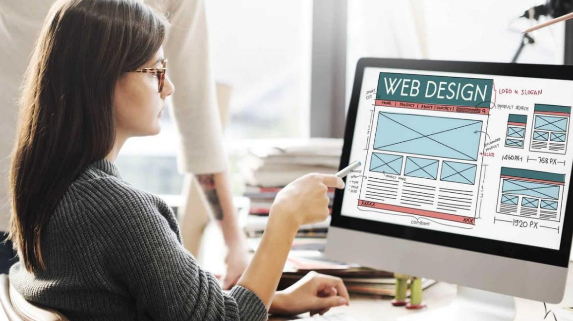 small business web design Redlands